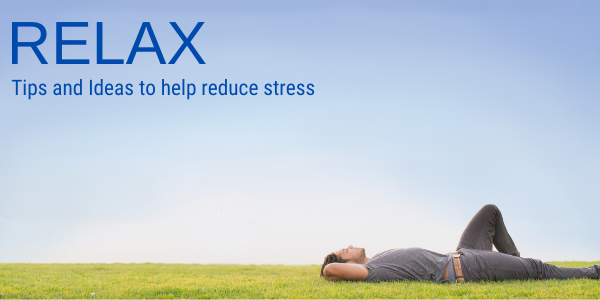 relax reduce stress